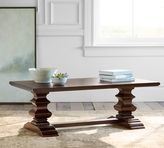 Pottery Barn Banks Coffee Table