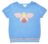 Margherita Toddler Girl's Bug Sweater