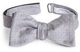 John W. Nordstrom Horne Silk Bow Tie