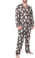 Asstd National Brand A Christmas Story Ralphie Coat Front Family Pajama Set- Men's