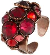 Konplott WATERFALLS Ring red/dark rose