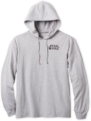 Disney Star Wars Original Movie Poster Long Sleeve Hooded T-Shirt