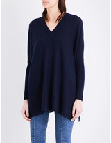 Mo&Co. Oversized wool jumper