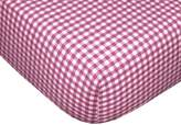Tadpoles Classic Gingham Fitted Sheets, Set of 2