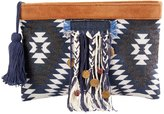 Seafolly Carried Away Persian Rug Clutch 8148649