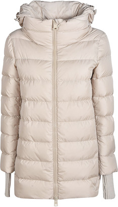 Herno Classic Zip Padded Jacket