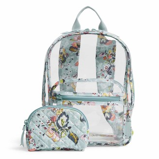 Vera Bradley Clearly Colorful Stadium Backpack Set