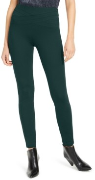 INC International Concepts Inc Wavy-Waistband Skinny Pants, Created for Macy's