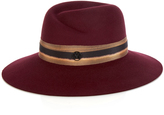 Maison Michel Virginie wool-felt hat