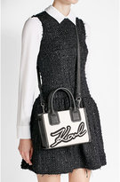 Karl Lagerfeld Tote with Logo Front