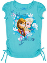 Jerry Leigh Breeze Frozen 'Sisters Forever' Tee - Girls