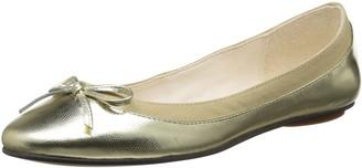 Buffalo London 207-3562 Metallic Sheep Lea Womens Ballet Flats