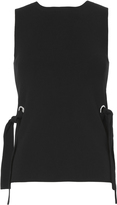 Exclusive for Intermix Leigh Grommet Sleeveless Top