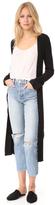 DKNY Bell Sleeve Cardigan
