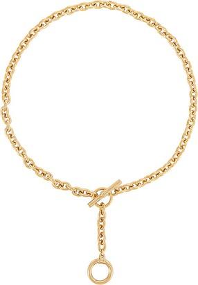 CAM Toggle Drop Necklace