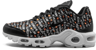 Nike Womens Air Max Plus SE 'Just Do It' Shoes - Size 6.5W