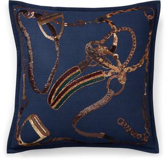 Ralph Lauren Zadie Throw Pillow