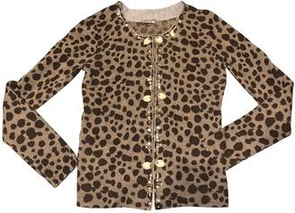 Maliparmi Brown Wool Jackets