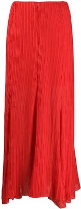 Hope Plisse Maxi Skirt