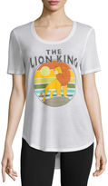 Fifth Sun Short-Sleeve The Lion King Tunic Tee