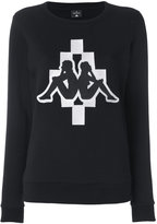 Marcelo Burlon County of Milan 'kappa' Crewneck Sweatshirt