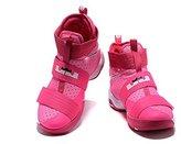 ZLST Men's Women's Air Zoom Basketball Shoe Soldier 10 Basketball Trainers Sneaker US9.5