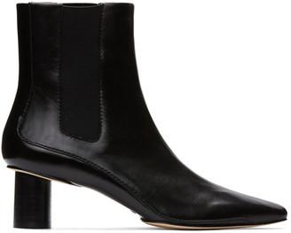 Rag & Bone Black Jet Chelsea Boots