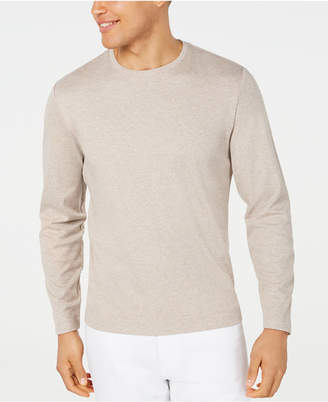 Alfani Men Long Sleeve T-Shirt