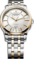 Maurice Lacroix Men's PT6158-PS103-13E Pontos Analog Display Swiss Automatic Silver Watch