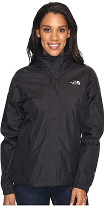 The North Face Resolve 2 Jacket (TNF Black) Women's Coat