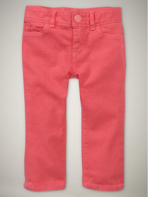 Gap Colorpop mini skinny jeans