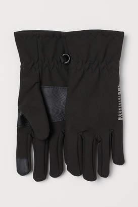 H&M Softshell Gloves
