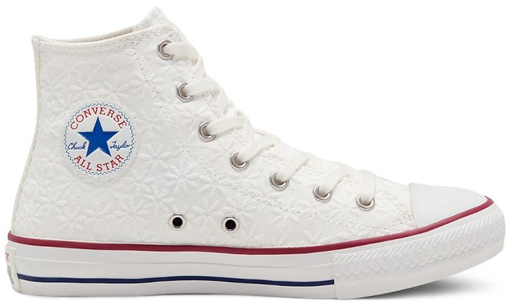 Converse Kids Chuck Taylor All Star Little Miss Chuck Hi