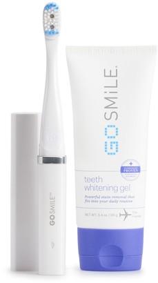 Go Smile Sonic Blue On The Go Whitening Kit
