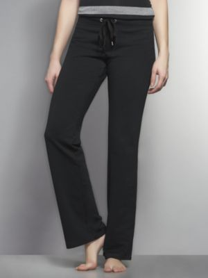 New York & Co. Love NY&C Collection Drawstring Bootcut Lounge Pant