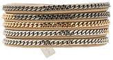 Vita Fede Capri 5 Wrap Bracelet in Taupe. - size 0 / XS (also in 1 / S,2 / M)