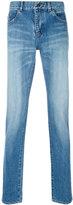 Saint Laurent faded jeans