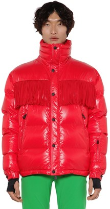 MONCLER GENIUS Grenoble Arlaz Nylon Down Jacket