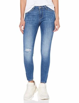 Only Women's Onlkendell Reg Ankle Jeans Bb Cre184679 Slim