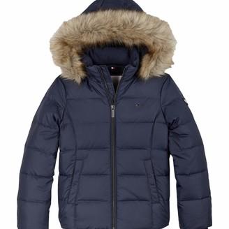 Tommy Hilfiger Girl's Essential Down Jacket