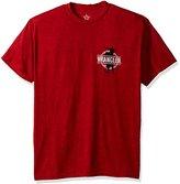 Wrangler Men's Professional Bull Riders Logo Short Sleeve Tee Shirt