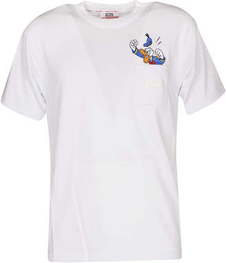 GCDS Donald Duck T-shirt