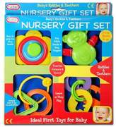 Fun Time 1 X Baby's Rattles & Teethers Nursery Gift Set by Funtime