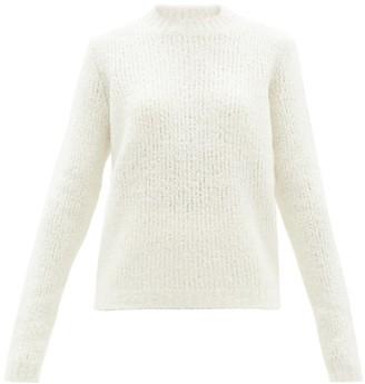Gabriela Hearst Phillipe Cashmere-blend Boucle Sweater - Ivory