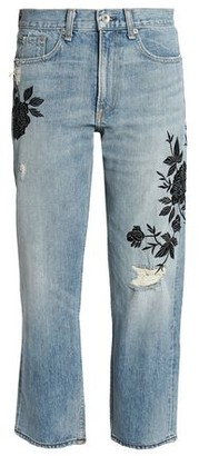 Rag & Bone Denim trousers