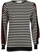 Chiara Bertani Striped Pullover
