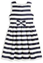 Rachel Riley Toddler's, Little Girl's, & Girl's Nautical Stripe Dress