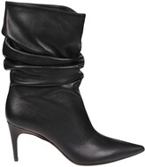 Thumbnail for your product : Sergio Rossi Sr Cindy Ruched Boots