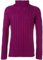 Etro cashmere turtle neck jumper