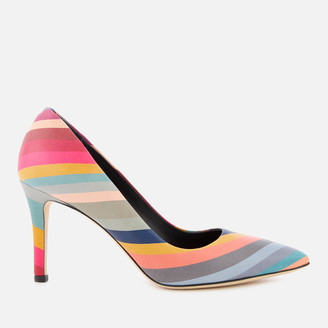 Paul Smith Women's Blanche Swirl Court Shoes - Swirl